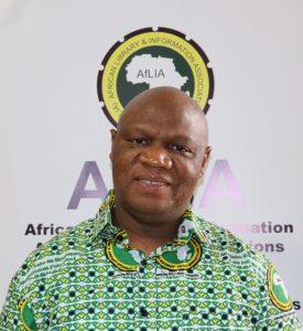 Mr. Mandla Ntombela, President of AfLIA