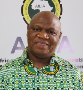 Mr. Mandla Ntombela