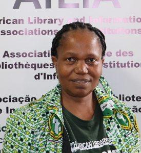 Mrs. Nthabiseng Kotsokoane