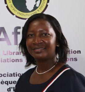 Ms. Sarah Negumbo