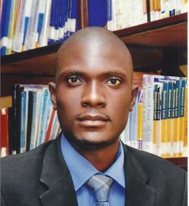 Eric Nelson Haumba